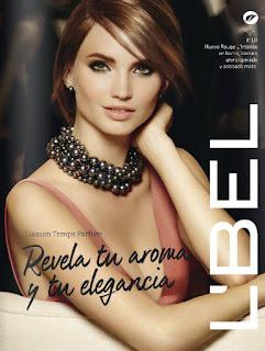 catalogo Lbel campaña 13 2016 : mexico