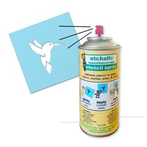 Etchall Stencil Spray