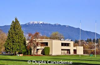 Escola Pública em Burnaby, British Columbia, Canada