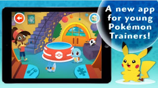 Pokemon Playhouse Is Available For Android and iOS, Designed For Kids