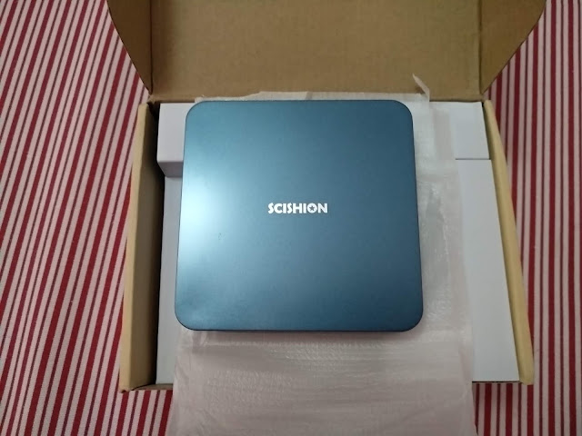 SCISHION AI ONE BOX