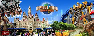 Paket Wisata Universal Studio Singapura
