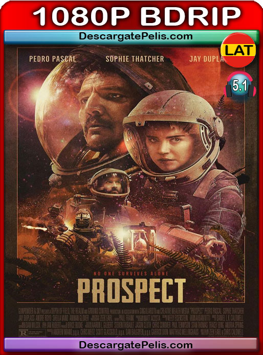Prospect (2018) 1080P BDrip  Latino – Ingles
