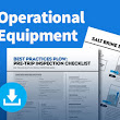 Best Practices course delivers free equipment, operations training