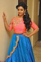 Nithya Shetty in Orange Choli at Kalamandir Foundation 7th anniversary Celebrations ~  Actress Galleries 040.JPG