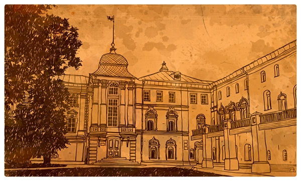 11-Evgeniy-Rodionov-Евгений-Родионов-Architectural-Drawings-with-a-Striking-Background-www-designstack-co