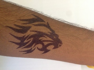 dragoart tattoo