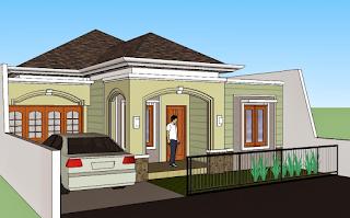 Model Rumah Limas Jawa