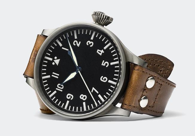 122368e31107 Relojes  IWC Gran Reloj de Aviador Heritage 48 y 55