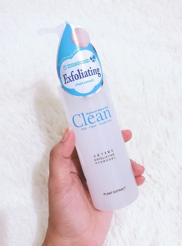 MUMUSO Clean Active Exfoliating Hydrogel Review
