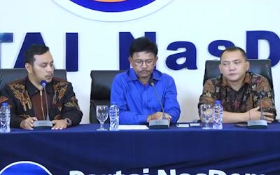Sekjen NasDem Minta Mustafa Tak Lanjutkan Kontestasi Pilgub Lampung