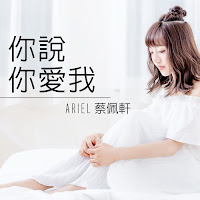 Ariel Tsai 蔡佩軒 Ni Shuo Ni Ai Wo 你說你愛我 You Said You Love Me Pinyin Mandarin Lyrics
