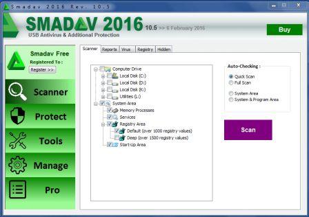 SmadAV 2016 Terbaru