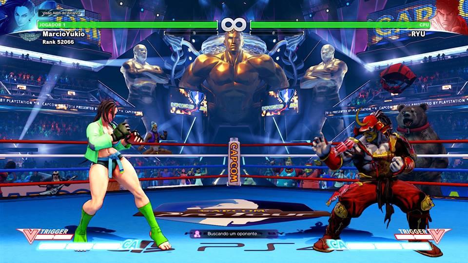 f262e61f22 6- Estou jogando de Laura verde esta semana no Street Fighter V. 7- Mais  uma triste curiosidade  uma das vítimas do acidente era um jornalista  chamado