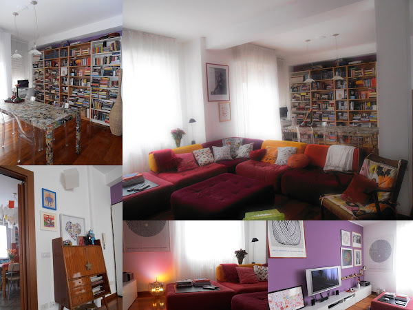 La Mia Casa/ My Home part.1