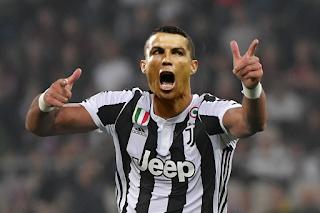 Ronaldo ke Juventus