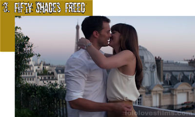 Fifty Shades of Grey 2018 movie Dakota Johnson Jamie Dornan