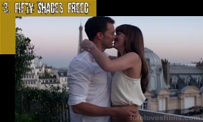 Fifty Shades of Grey 2018 movie Dakota Johnson Jamie Dornan