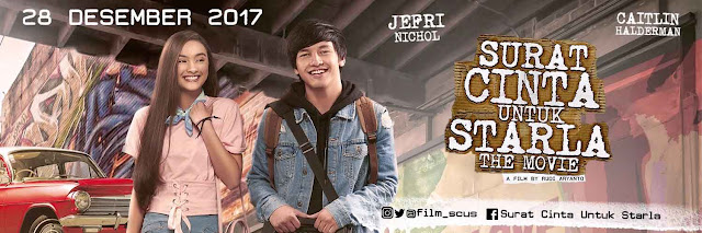 Film Surat Cinta Untuk Starla The Movie 2017