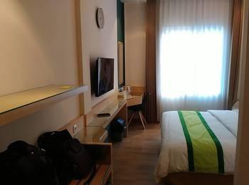 kamar superior twin wisata niaga campus
