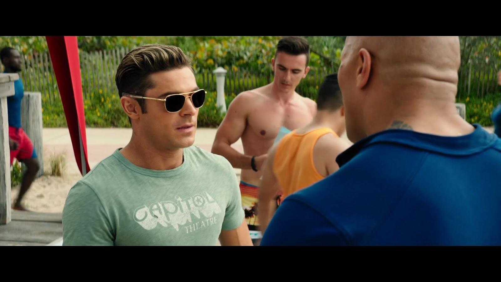 Baywatch Guardianes de la Bahía (2017) Full HD 1080p Latino - Ingles captura 1