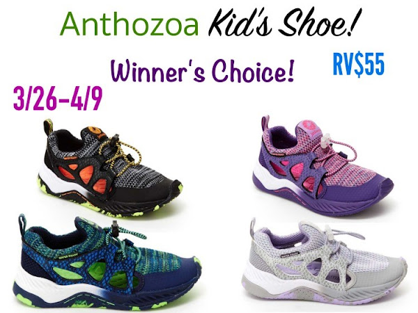 Enter To Win a JambuKD Anthozoa Kid's Shoe Giveaway!!!