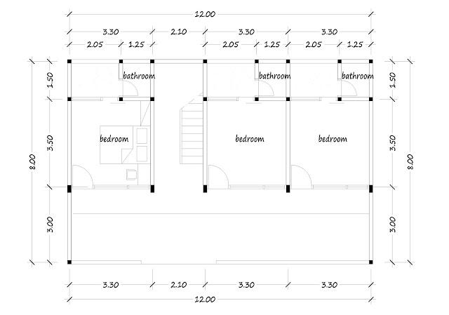 Boarding house plan 19