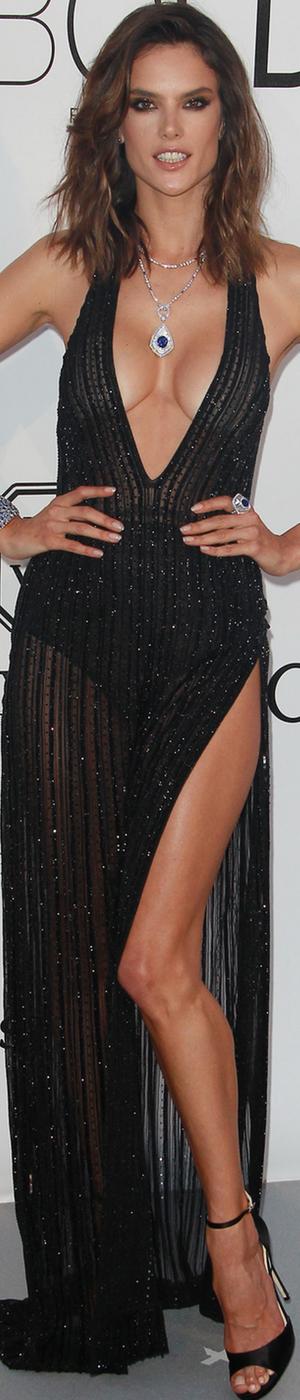 Alessandra Ambrosio 2016 amfAR Gala Cannes