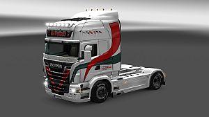 Transport Savikko Skin for Scania RJL