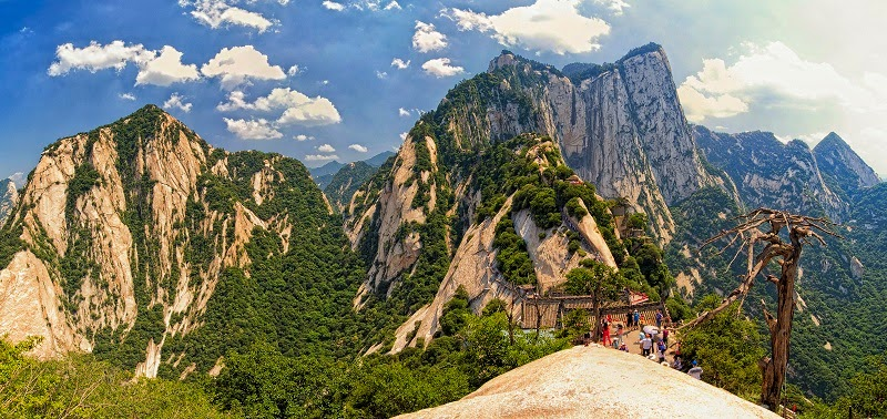 Hua Shan (Mount Hua), China - Top 10 Hiking Trails in the World