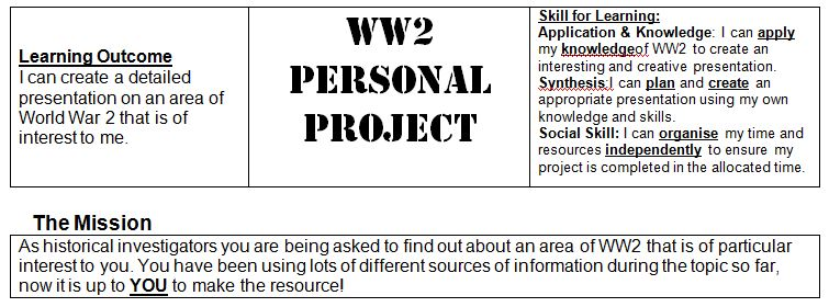 World War     Teaching Ideas SlideShare
