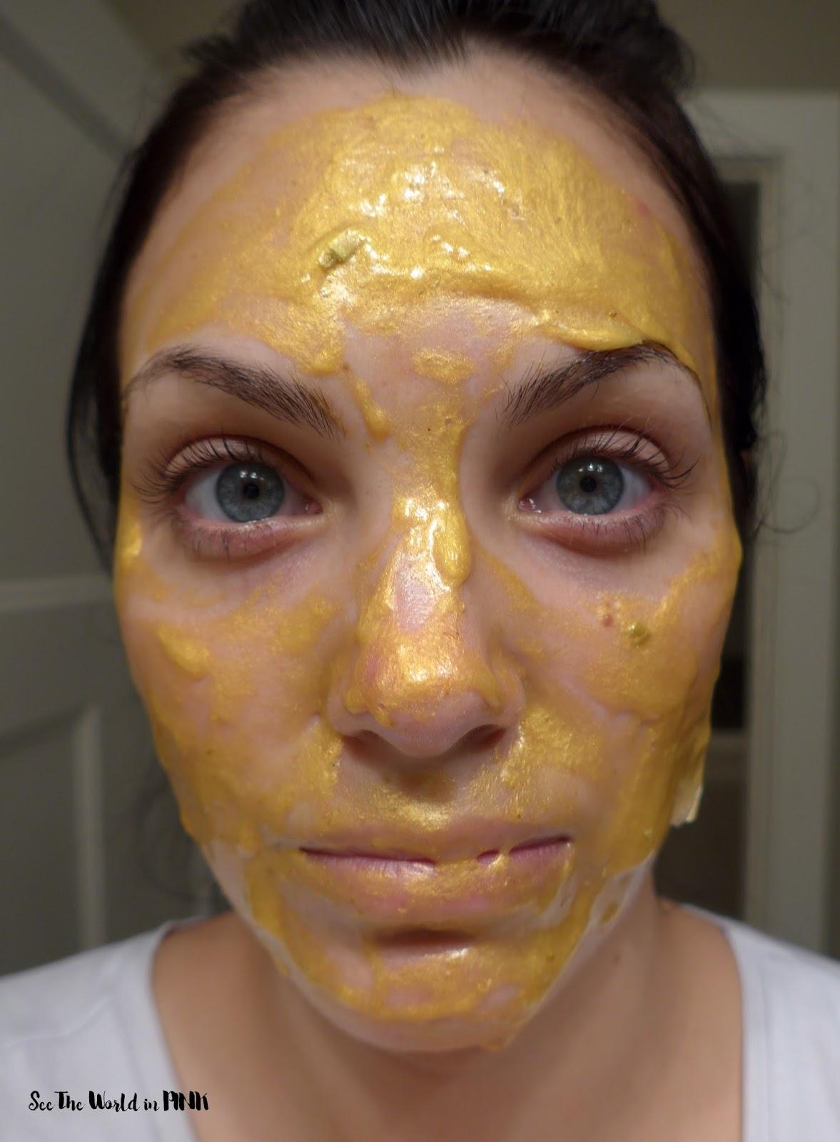 Gold Masks - Shangpree Gold Premium Modeling Mask
