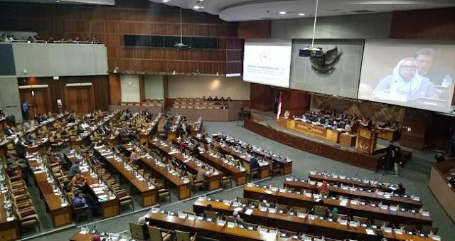 308 Anggota DPR Absen, Paripurna Pengesahan APBN