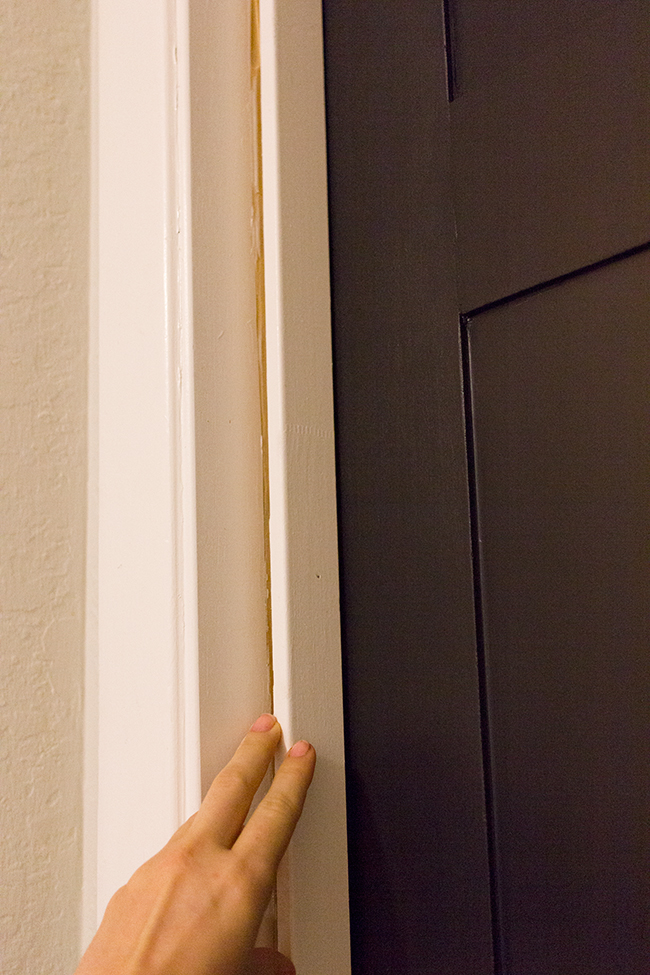 Master Makeover Diy Plain To Paneled Door Latest Trends