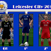 [PES 6] Kits Leicester 2016-2017 (by WesleyS)
