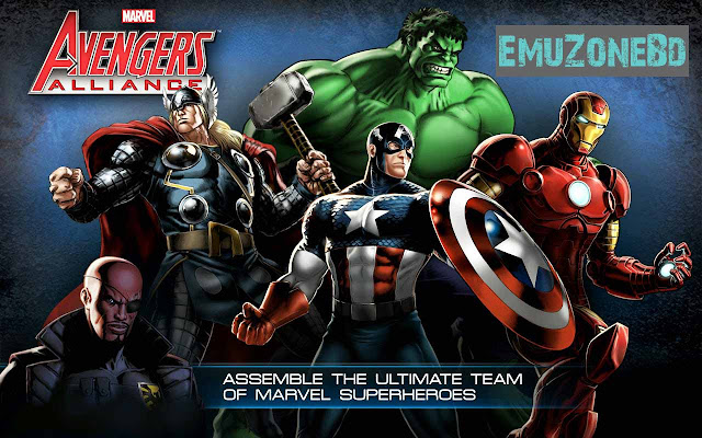 Marvel Avengers Alliance download