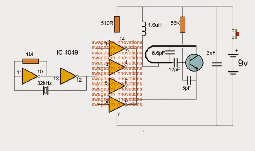 Phenomenal Wireless Doorbell Circuit Basic Electronics Wiring Diagram Wiring Cloud Hisonuggs Outletorg