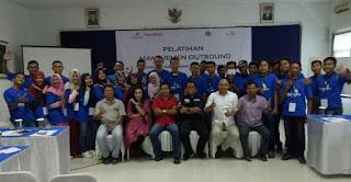 EMCL Bersama FPKT Gelar Pelatihan Manajemen Outbond