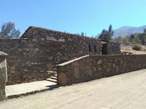 Complejo Arqueológico de Ichic Willcahuain