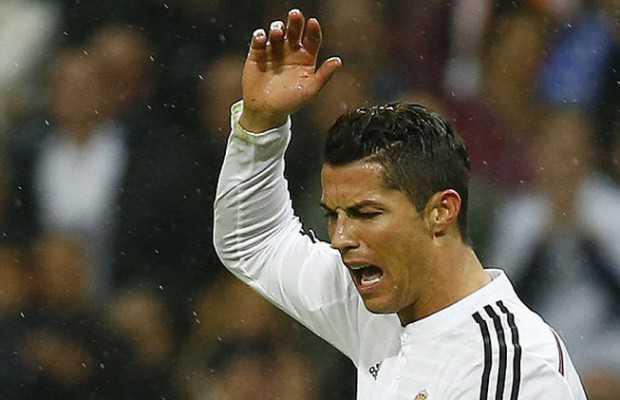 Inilah Kemarahan Ronaldo Saat Hazard Di Janjikan Nomor Keramat Ini -