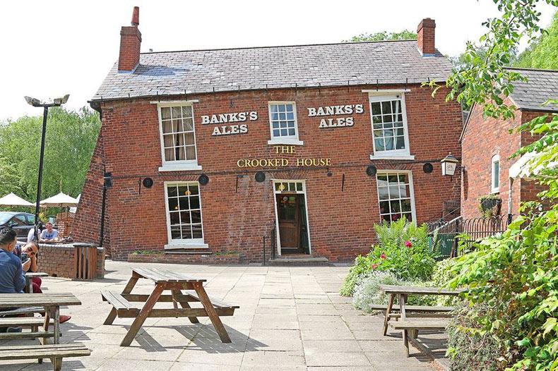 La Casa Torcida de Himley | Inglaterra