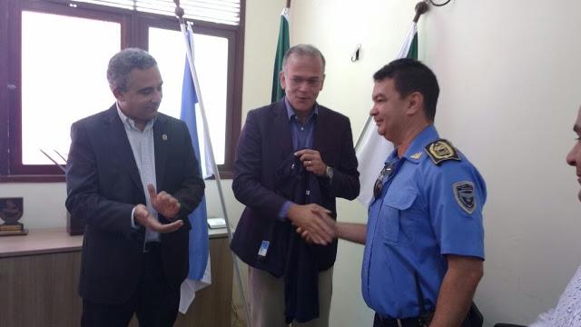 Governo do Estado do Rio grande do Norte fará doação de 100 revólveres para Guarda Civil de Mossoró