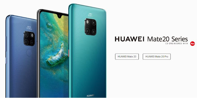 The #HigherIntelligence of #HuaweiMate20Pro is Coming Soon to a Mall near you @HuaweiZA