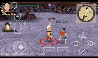 Download Naruto NSUNI Mod All Star Anime PSP Android