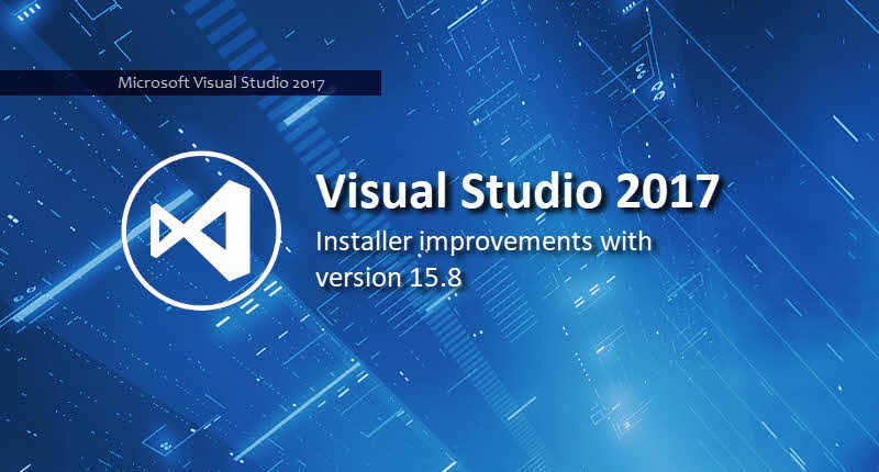 Visual Studio 2017 now offers the option to download all files before starting the installation