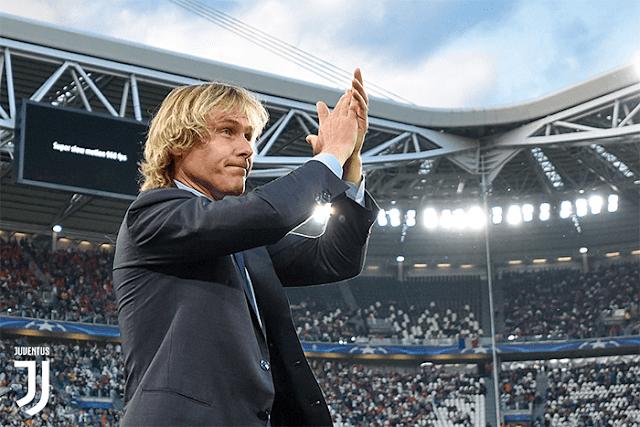 Pavel Nedved skuad Bianconeri akan bermain dengan cara Juventus untuk menghadapi Real Madrid di babak perempat final Liga Champions musim 2017-2018
