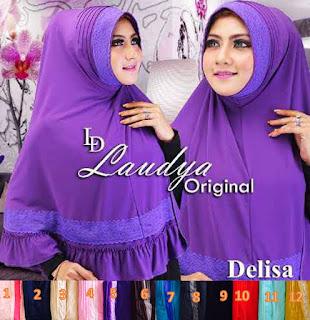 Harga Jilbab bahan jersey