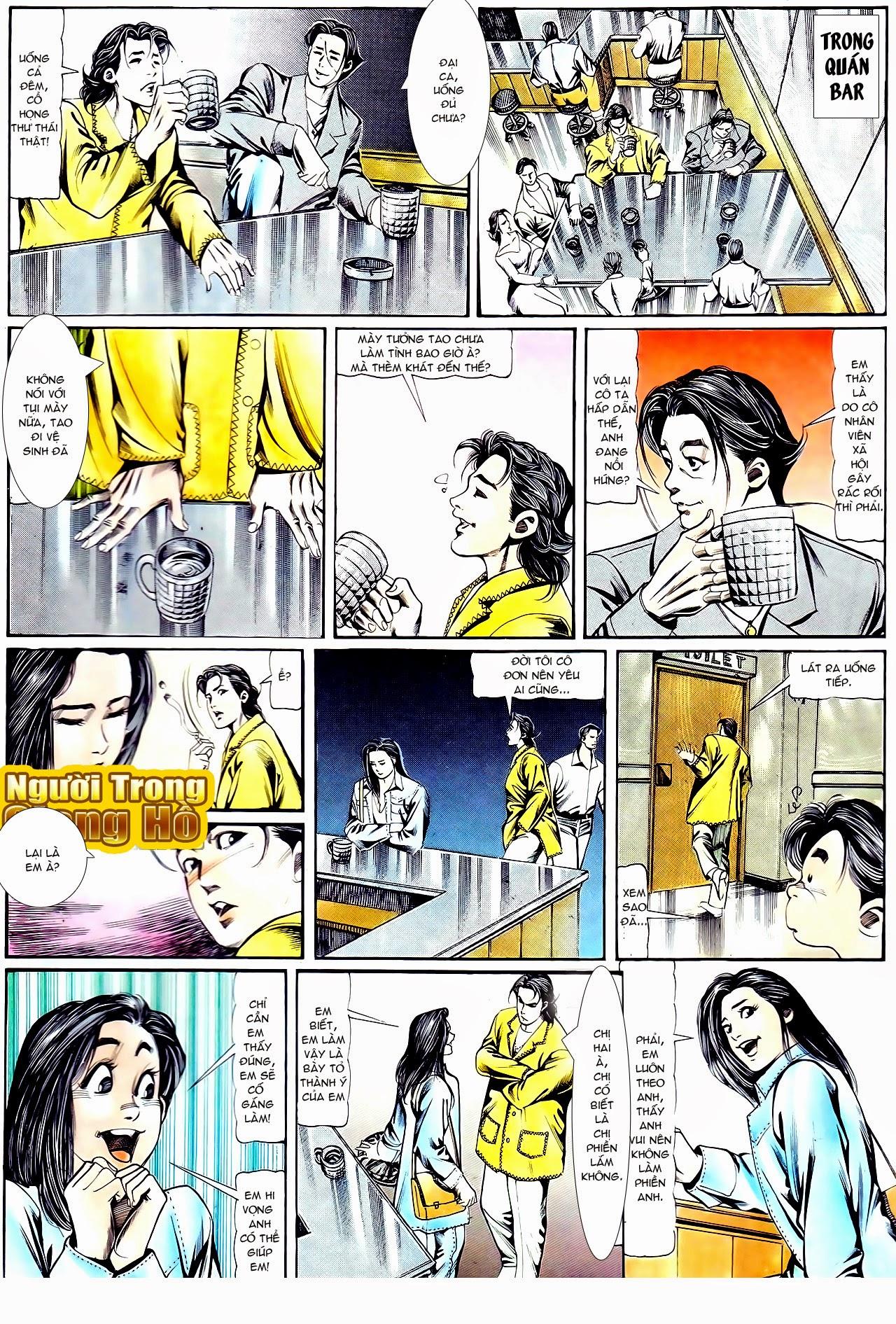 Người Trong Giang Hồ chapter 111: đời không nuối tiếc trang 2