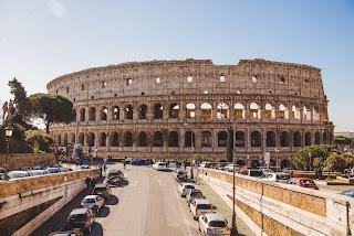 Рим, Италия - Древний Колизей