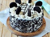 Oreo Cake Cocok Untuk Kue Lebaran Dengan 2 Bahan Saja